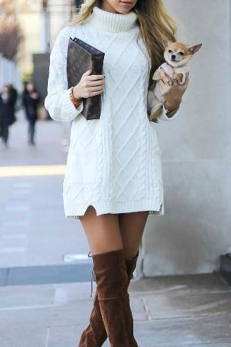 Winter Outfits - 42 Best Winter Outfit Ideas for 2018-2019 .