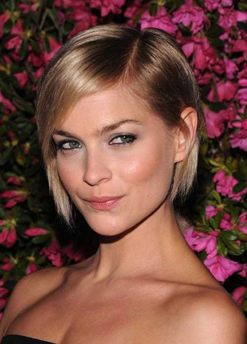 15 Short Hairstyles for Straight Fine Hair | Short Hairstyles .