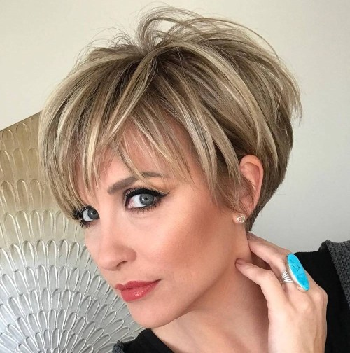 100 Mind-Blowing Short Hairstyles for Fine Ha