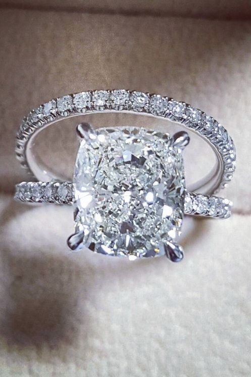 Best Platinum Engagement Ring Settings (With images) | Stunning .