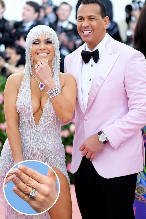 Gorgeous Celebrity Engagement Ring and Wedding Bands - Best Celeb .