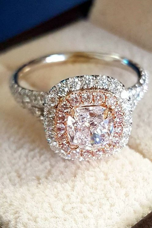 15 Stunning Engagement Rings by @DiamondMansion | Dream engagement .