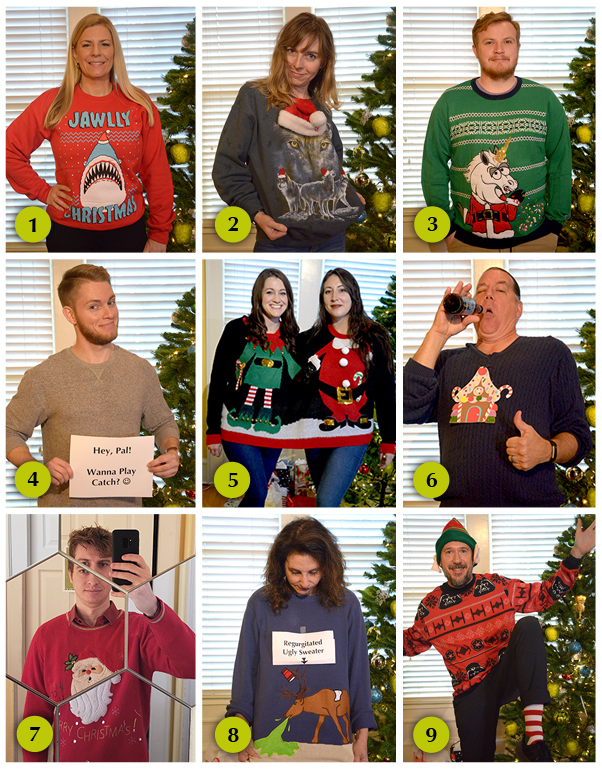 9 Best Ugly Christmas Sweater Ideas in Orlando - Appleton Creati