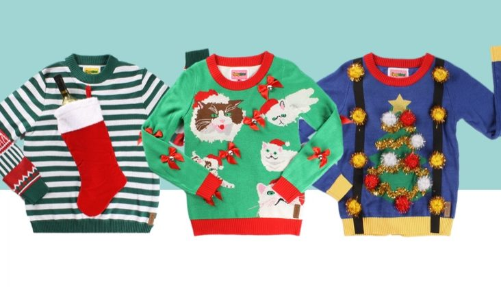 22 Best Ugly Christmas Sweater Ideas for Women & Men in 2020 .