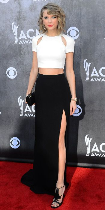 Who Do You Think Was Best-Dressed on the ACM Awards Red Carpet .
