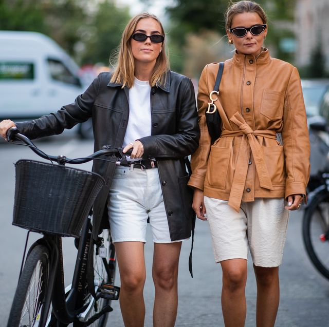 Leather fashion: 10 transitional leather pieces to wear all ye