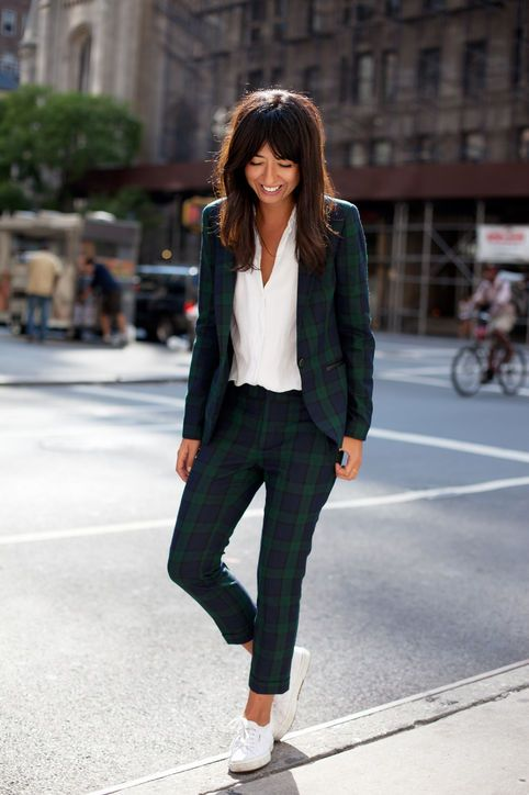 3 Fall Fashion Trends, 3 Different Ways: How to Style Plaid .