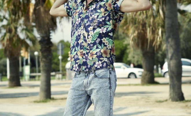 Floral Shirt Outfit for Men-25 Ways to Wear Guys Floral Shirts .