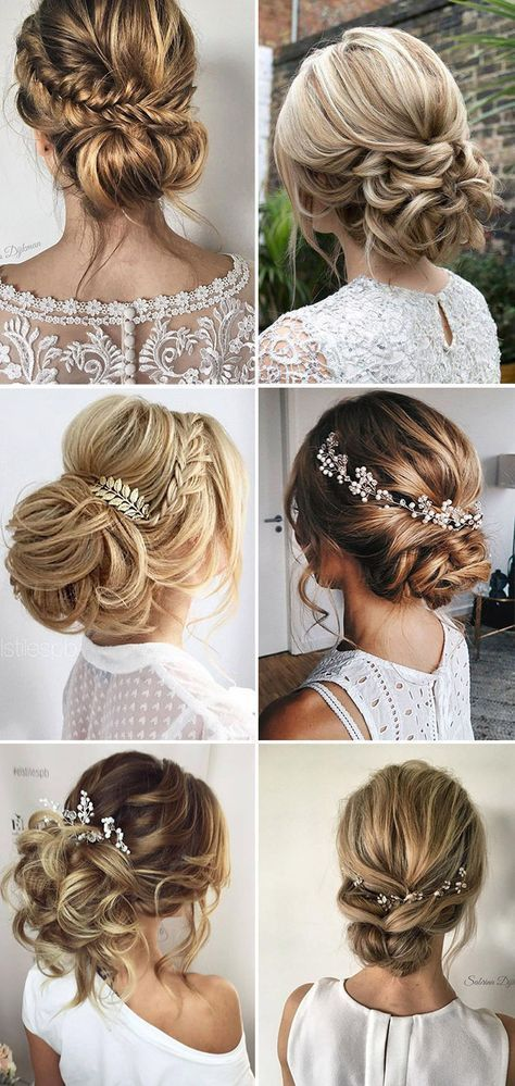 31 Drop-Dead Wedding Hairstyles for all Brides | Best wedding .