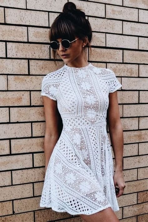 38 Best White Lace Inspiration Ideas You Will Love (With images .