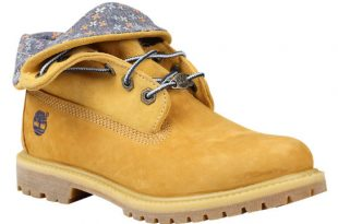 Women's Timberland® Authentics Roll-Top Boots | Timberland US Sto
