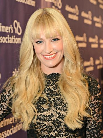 Beth Behrs Hair Inspirations 09 | Hair inspiration, Beth behrs, Ha