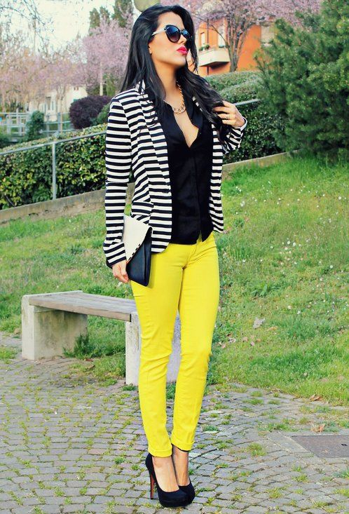 Black and White Fashion Trends - World inside pictures | Fashion .
