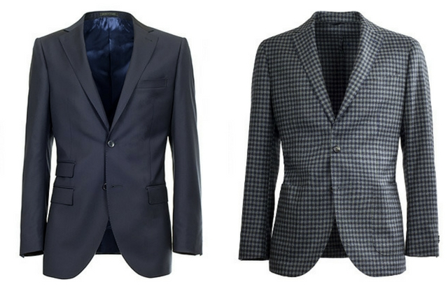 Blazer VS Suit Jacket: the difference between men's suit jacket .