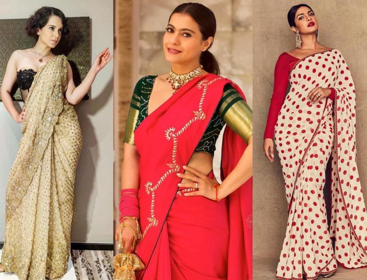 Best Saree Blouse Designs: THESE saree blouses are a must have for .