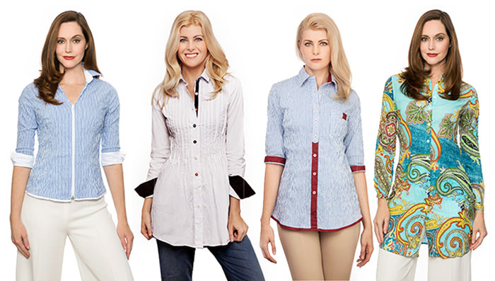 Marilyn's Blouses For Women: The Best Styles By Popular Demand .