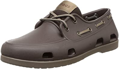 Amazon.com | Crocs Men's Classic Boat Shoe | Mens Casual Shoes .