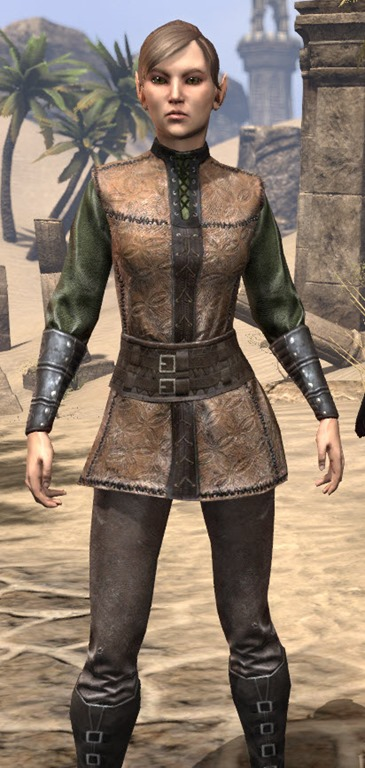 ESO Fashion | Nordic Knot Doublet and Breeches (Elder Scrolls Onlin