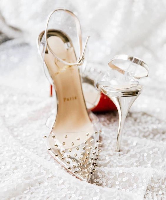 Officially The Most Gorgeous Bridal Shoes – Wedding Estat
