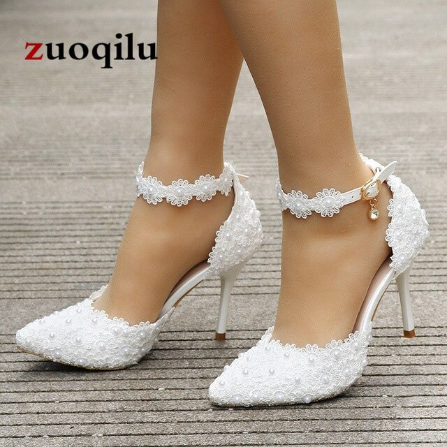 Sexy Plus Size Wedding Shoes | Best Dresses 20