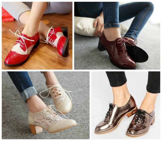 How To Rock The Brogues In 7 Ways | New Woman Ind