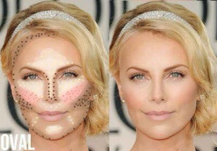 50+ Candelight Shadowsense Style (With images)   Oval face makeup .