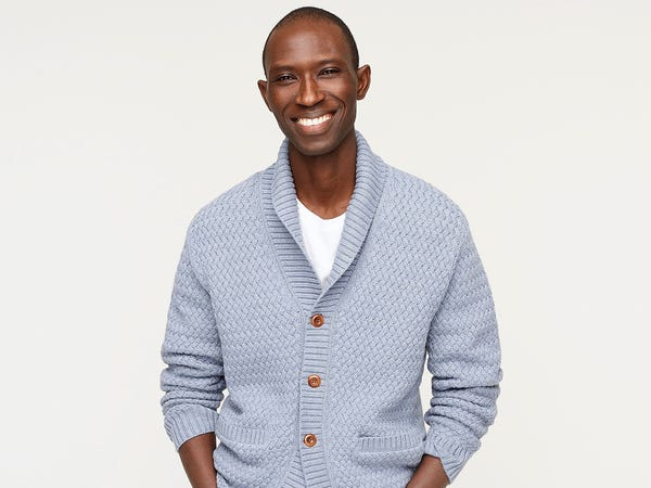 10 men's cardigans that work for all types of weather - Insid
