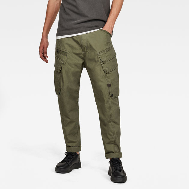 Droner Relaxed Tapered Cargo Pants | Wild Rovic | G-Star RAW