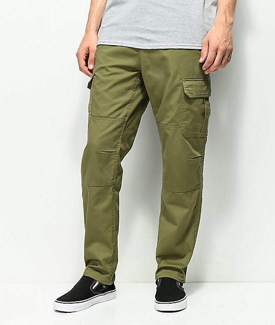 Empyre Orders Olive Cargo Pants | Zumi