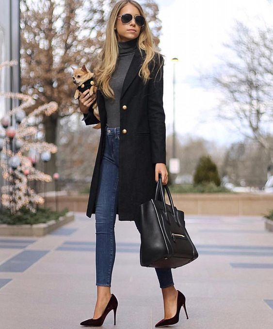 50 Fall Outfit Ideas Trending Right Now | Fashion, Business casual .