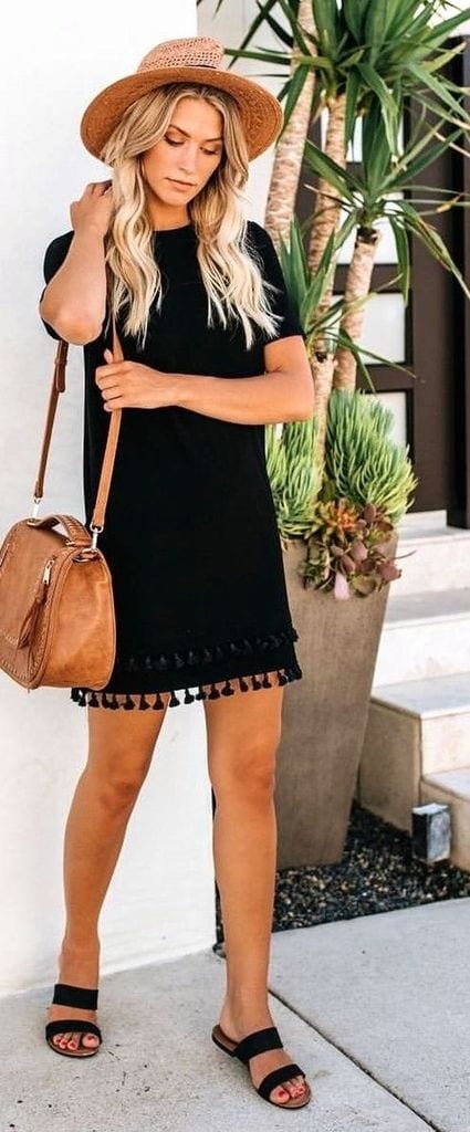 25 Simple and Casual Summer Outfit Ideas to Copy - Wass Se