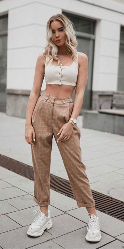 26 Casual Summer Outfit Ideas You need this moment - Hi Giggl