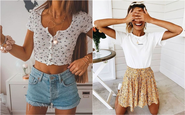 30 Stunning Summer Outfit Ideas You Can't Miss - Fancy Ideas about .