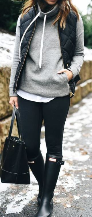 24 Cute Winter Outfits To Copy Immediately - Society19 | Cute .