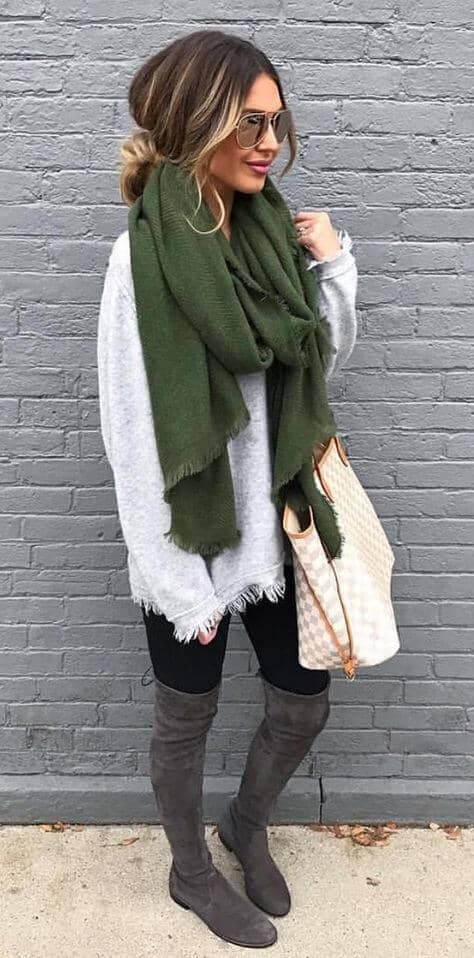 25 Ways to Rock the Casual Winter Outf