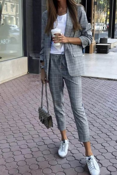 25 Charming Casual Women Work Outfits | Casual work outfits .