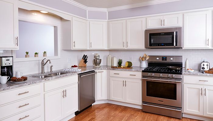 Small-Budget Kitchen Makeover Ide