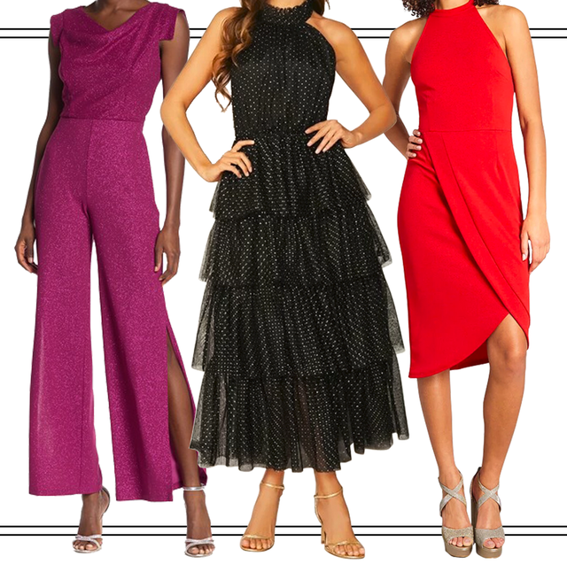 16 Stylish, Budget New Year's Eve Outfits - What to Wear NYE for Che