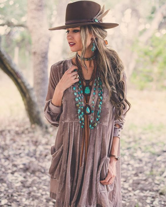 40 Beautiful Boho Chic Fashion Outfit Ideas That Are Gorgeous .