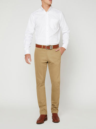 Stirling Chinos - Men's Trousers at R.M.Williams