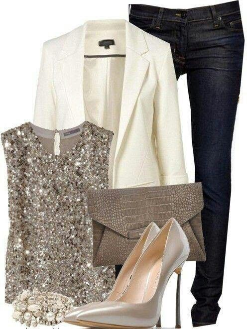 Smart casual Christmas party outfit | Fashion, Fashion classy, Sty