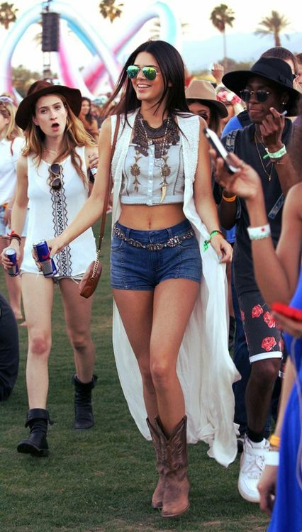 WCW | Kendall Jenner | Festival outfits, Coachella outfit .