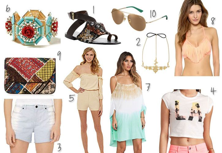 Music Festival Fashion Guide: What to wear to Coachella, Burning .