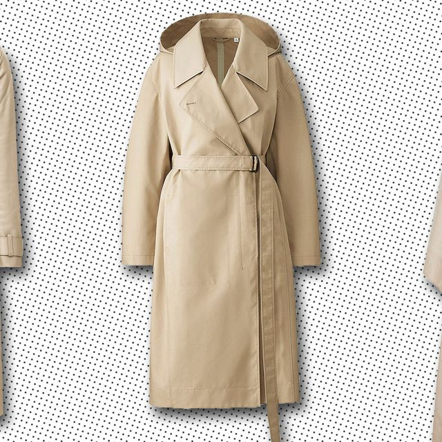 23 Classic Trench Coats You'll Wear Forev
