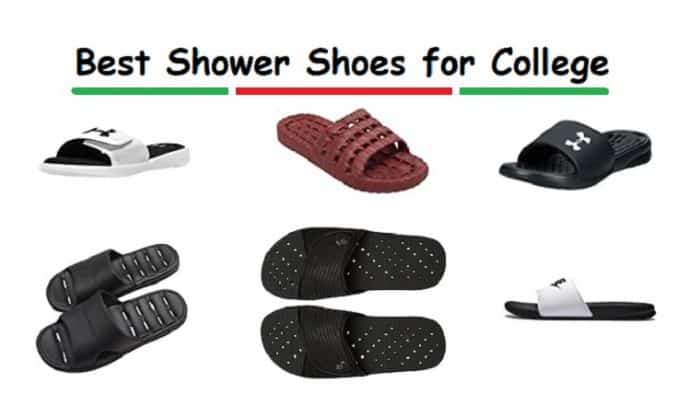 10 Best Shower Shoes for College Student [Reviews 2020] & Buyers .