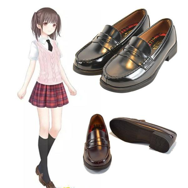 Japanese College Wind Shoes YV40152 | Youvi