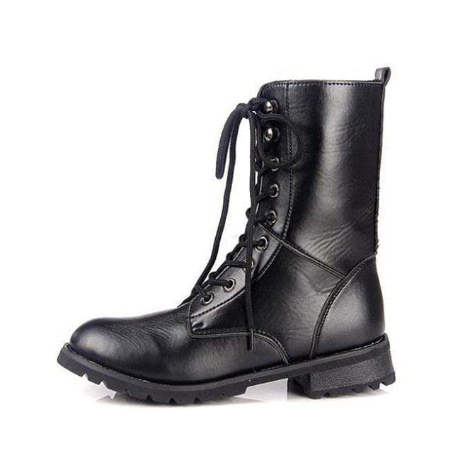 Classic Women Combat Boots – Deadly Gi