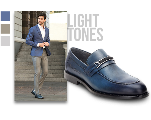 How to combine your suit and your shoes - Blog Cuad