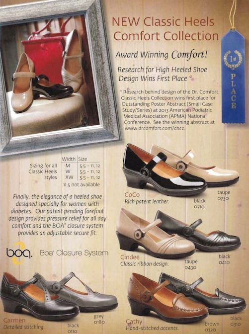 Dr. Comfort Shoes | Priority Medical Supply In