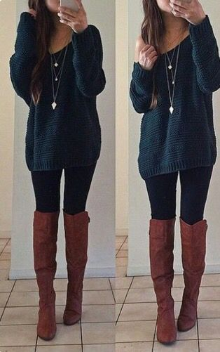 15 Comfortable (and Cute) Thanksgiving Outfit Ideas | Cute .
